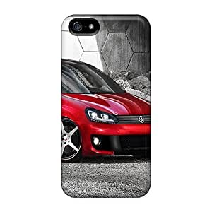 Fashionable Iphone 5/5s Case Cover For Vw Golf Vi Bike Concept Protective Case