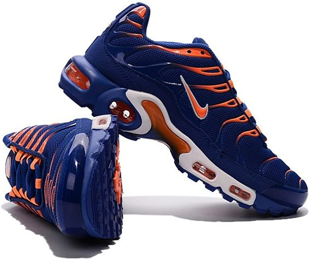 nike tn bleu orange