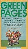 Green Pages, Steven J. Bennett, 067973130X