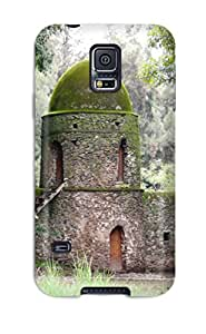 Case Cover, Fashionable Galaxy S5 Case - Aethiopian Tower 9350600K59735221