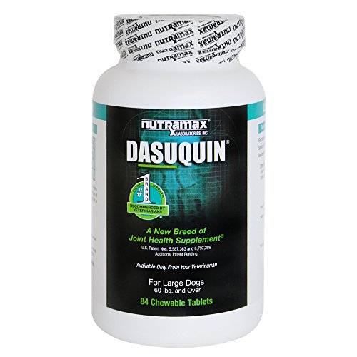 Nutramax Dasuquin LG Dogs 84 Chew Tab, for Dogs Over 60 Pounds For Sale