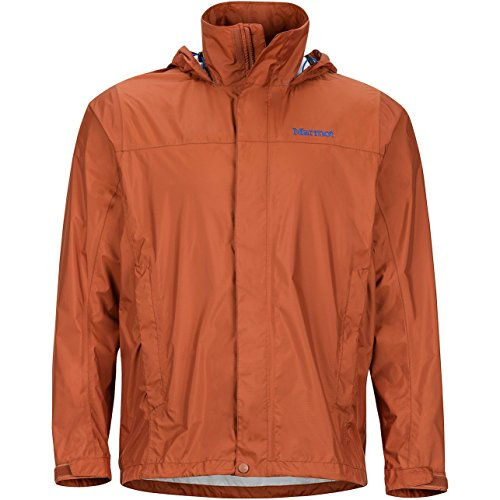Marmot Men's PreCip Jacket Terracotta Medium
