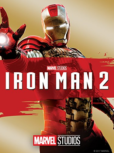 Iron Man 2 (Robert Downey Jr Best Actor)
