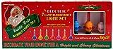 Christopher Radko Bubble-Lite Bubble Light, Light Strand, Set of 7