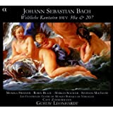 Bach: Secular Cantatas (Weltliche Kantaten) BWV 30a & 207 /Café Zimmermann · Leonhardt