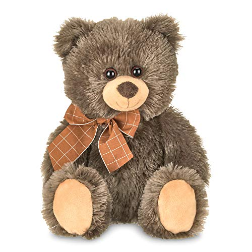 Bearington Lil' Bogey Plush Stuffed Animal Teddy Bear, 12 inch