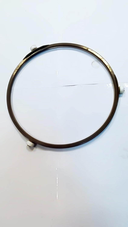 Arrastre/Giratorio Plato Microondas Circular Taurus 28cm: Amazon ...