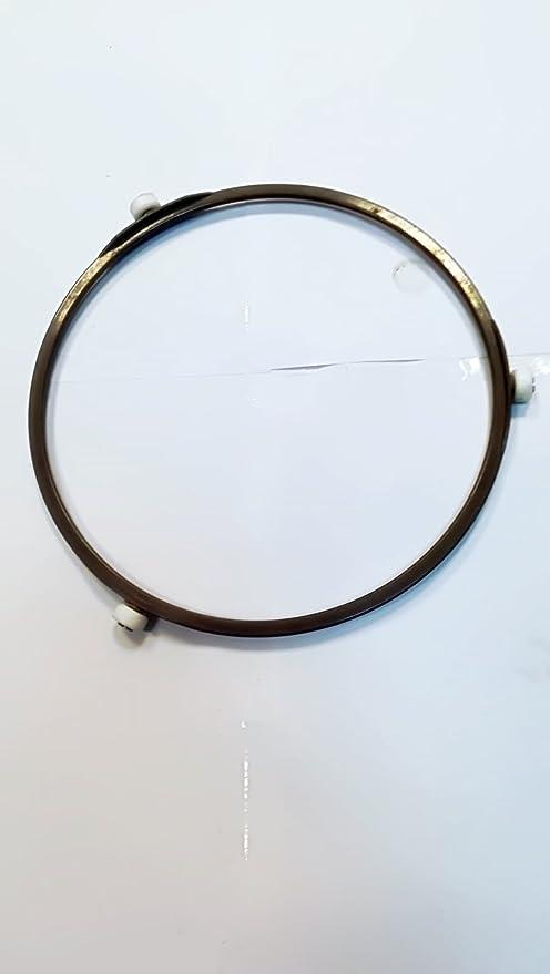 Arrastre/Giratorio Plato Microondas Circular Taurus 28cm ...