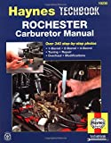 img - for Rochester Carburetor Manual (Haynes Techbook) book / textbook / text book