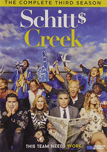 Schitt's Creek Season 3 DVD ()