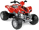 Power Wheels Kawasaki KFX with Monster Traction, Normal