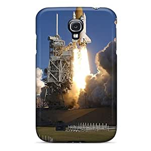 Hot Fashion JuCTGGx2953oUgzg Design Case Cover For Galaxy S4 Protective Case (rocket Launch)
