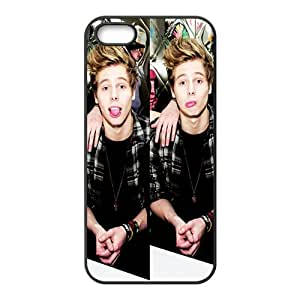 Funny young man Cell Phone Case for iPhone 5S