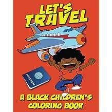 Black Children S Coloring Books