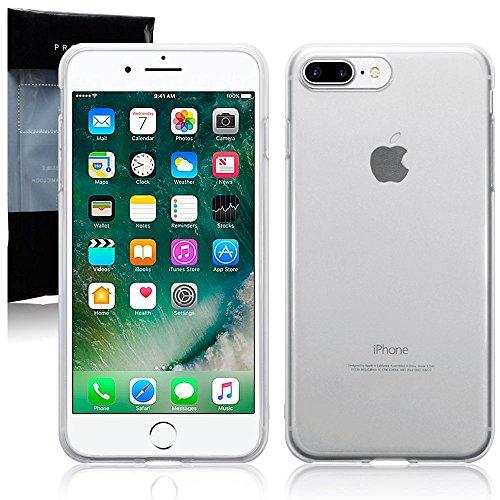 Terrapin Coque en gel TPU pour Apple iPhone 7–Cristal Transparent