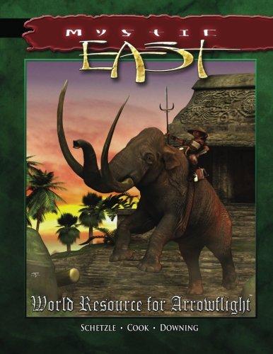 Mystic East: World Resource for - Arrowflight