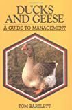 Ducks and Geese, Tom Bartlett, 1852236507