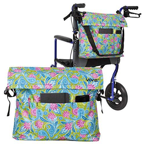 Vive Wheelchair Bag Wheel