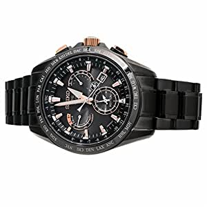 Seiko Astron quartz mens Watch SSE075 (Certified Pre-owned)
