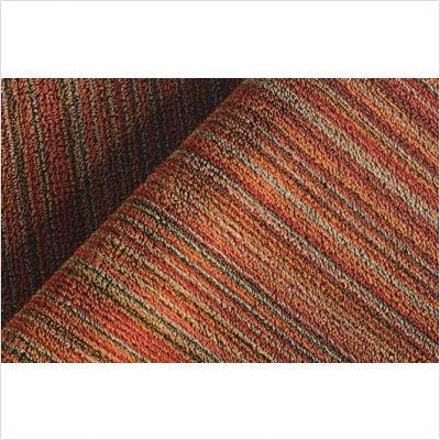 Chilewich Skinny Stripe Big Mat, 36 by 60-Inch, Birch