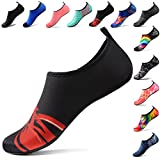 STEELEMENT. Water Shoes Yoga Shoes for Men & Women Sports Yoga Socks Perfect Stockings for Hiking Climbing Swimming Athletic Travel(WS10-38)