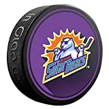Sher-Wood ECHL Orl S Bears Souvenir Puck SK, One Size, Black