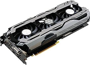 Inno3D Nvidia Geforce GTX 1080 8 GB iChill X3 tarjeta ...