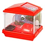IRIS Hamster Cage, Red