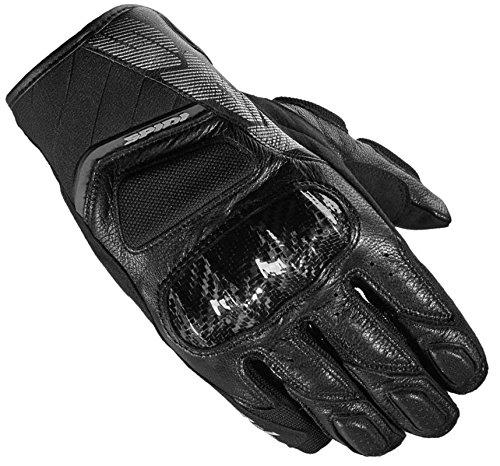 Spidi Sport S.R.L. A162-026 2XL STR-4 Coupe Gloves (Black, XX-Large)