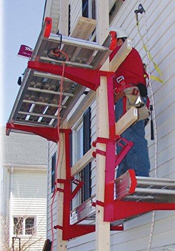 Qual Craft 2204 Workbench & Guardrail Holder Combo
