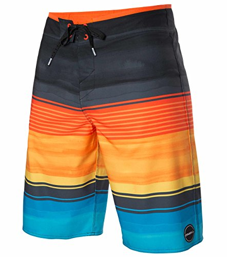 O'Neill Men's Expression Boardshort, Expression Multi, ()