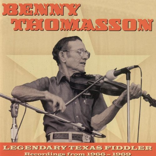 Legendary Texas Fiddler by County Records
