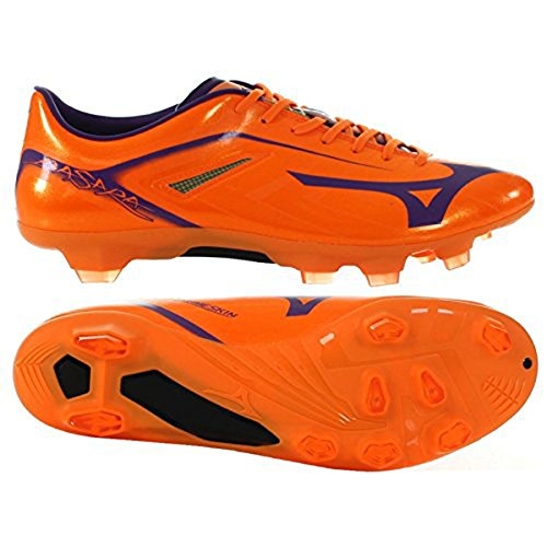Mizuno Bota Basara 001 TC Neon Orange-Pansy Neon Orange-Pansy
