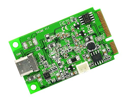 IO Crest PCI Express Components SI MPE20214
