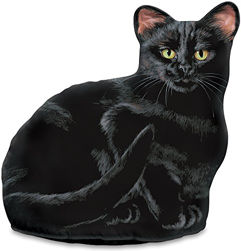 Fiddlers Elbow Black Cat Door Stop]()