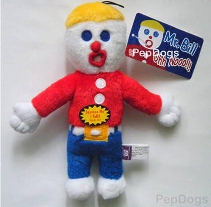 Pet Supplies Mr Bill Plush Dog Sound Toy Talking Ohh Noo