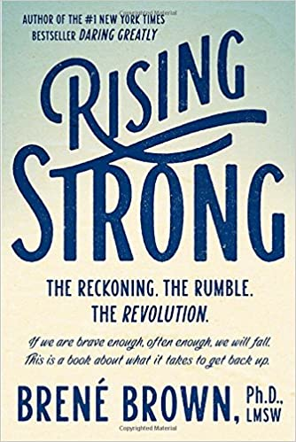 Rising Strong book cover
