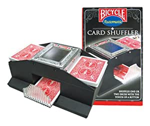 Bicycle 1-2 Deck Shuffler (Cards not included)