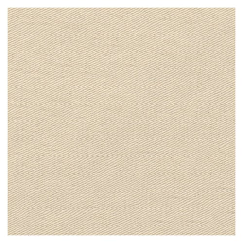 Burlapfabric.com Natural Twill Fabric 100% Cotton 60
