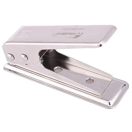 Nano buena tarjeta SIM cortador del metal, for el iPhone 7/7 ...