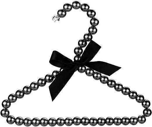 YA-Uzeun - 1 Percha para Ropa de Perlas, para niños, Mascotas ...