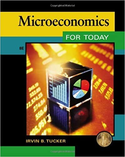 Microeconomics for Today by Tucker, Irvin B. (2012)