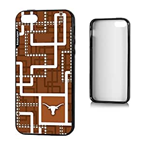 Texas Longhorns iphone 6 4.7 Bumper Case Pipes NCAA