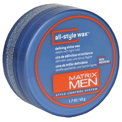 Matrix Men All-Style Wax 1.7 oz (Pack of 2)