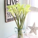 Artificial-FlowersOrangeskycnartificial-Fake-Flowers-Leaf-Calla-Lily-Floral-Wedding-Bouquet-Party-Home-Decor