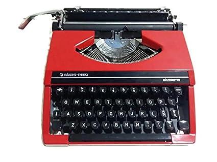 Maquina de escribir Silver Reed - Silverette