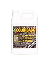 COLORBACK 12,800 Sq. Ft. Mulch Color Concentrate, 1-Gallon, B...