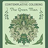 img - for Contemplative Coloring: The Green Man book / textbook / text book