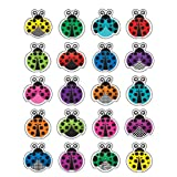 Teacher Created Resources Colorful Ladybugs Stickers