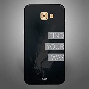 Samsung Galaxy C9 Pro Find your way, Zoot Designer Phone Covers